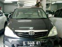 Toyota Innova Automatic Tahun 2011 Type G