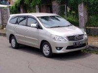 Toyota Kijang Automatic Tahun 2013 Type 2.4