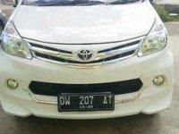 Toyota Avanza MT 2015