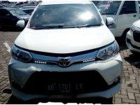 Toyota Avanza Veloz 2017 MPV AT