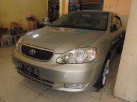Jual Mobil Toyota Corolla Altis G 2001