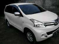 Toyota Avanza G 2012 Manual