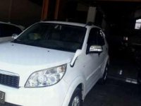 Toyota Rush S 2012 Putih Matic Asli Bali
