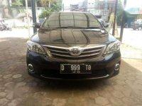 Toyota Corolla Altis 1.8 Tahun 2012