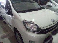 Toyota Agya G Matic Putih 2014 Pontianak