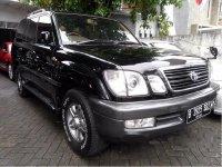 Jual mobil Toyota Land Cruiser 2002 DKI Jakarta