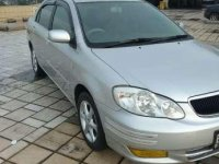 Toyota Corolla Altis 2001 Silver AT