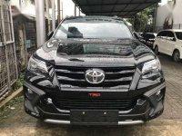Toyota Fortuner VRZ TRD 2018 Diesel Hitam