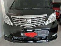 Toyota Alphard  X Tahun 2011