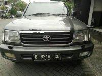 Jual mobil Toyota Land Cruiser 4.2 VX 2001 Jawa Timur