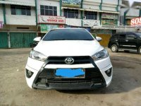 Toyota Yaris TRD Sportivo 2016 Manual