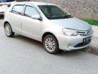 Toyota Etios E 2013