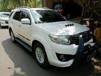 Toyota Fortuner  TRD Tahun  2013