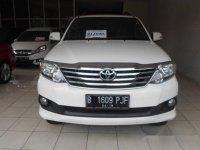Toyota Fortuner G 2.7 2013