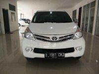 Toyota Avanza G 2012 MPV AT