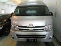 2012 Toyota Hiace 2.5 M/T 16 Seat