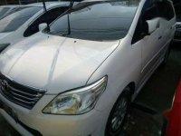 Toyota Innova Automatic Tahun 2012 Type V