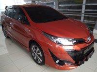 Toyota Yaris TRD Sportivo 2018 Hatchback AT