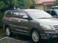 Toyota Innova G Luxury 2015