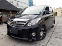 Toyota Alphard G G 2012 MPV AT