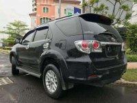 Toyota Fortuner 2.5 G MT 2012