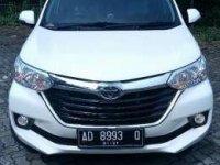 Toyota Avanza Manual Tahun 2016 Type G