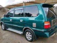 Toyota Kijang Manual Tahun 2002 Type LGX