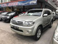 Toyota Fortuner G Luxury 2011