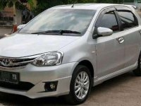 Toyota Etios Valco G Manual 2015