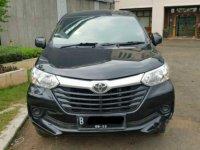 Toyota Avanza E 2017 MPV MT