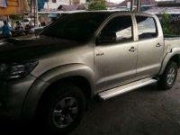 Toyota Hilux Tipe G 2012