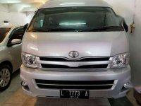 Toyota Hiace Minivan MT Tahun 2012 Manual