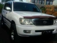 Toyota Land Cruiser XV MT Tahun 2000 Manual
