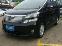 Toyota Vellfire X At Th 2010