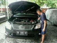 Toyota Innova G Luxury MT 2013 Hitam