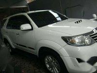 Dijual Mobil Toyota Fortuner TRD SUV Tahun 2013