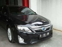 Toyota Camry Hybrid Matic 2013 Km Low