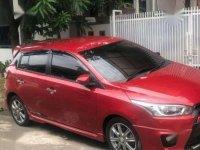 Mobil Toyota Yaris TRD Sportivo tahun 2015