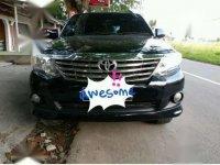 Dijual Cepat Toyota Fortuner 2012 G Luxury Langsung Pemilik
