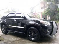 Jual Mobil Toyota Fortuner G TRD 2012