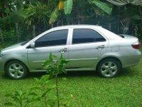 Toyota Vios Silver 2005