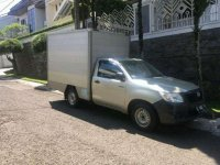 Toyota Hilux Pick Box 2014