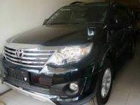 Toyota Fortuner G TRD turbo tahun  2012