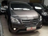 Toyota Kijang Innova G AT Tahun 2015 Automatic