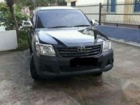Jual Mobil Toyota Hilux 2014