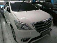 Jual Toyota Innova V Tahun 2013