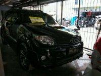 Jual Toyota Fortuner G TRD Tahun 2014