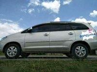 Toyota Innova V Luxury 2008