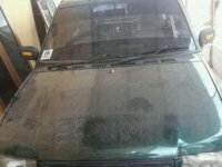 Toyota Kijang Tipe SSX 1997 Hijau Lumut