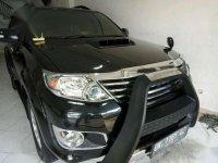 Jual Toyota Fortuner 2.7 G Luxury Tahun 2012